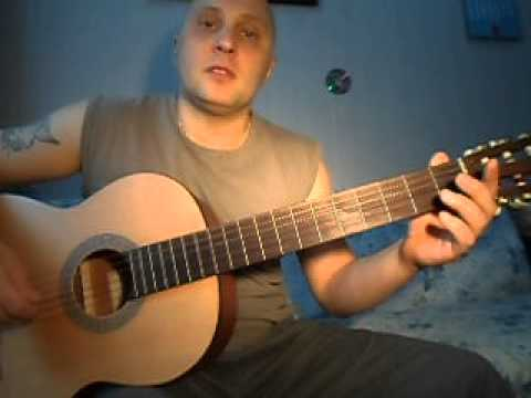 Александр Шаренков. Уроки гитары
