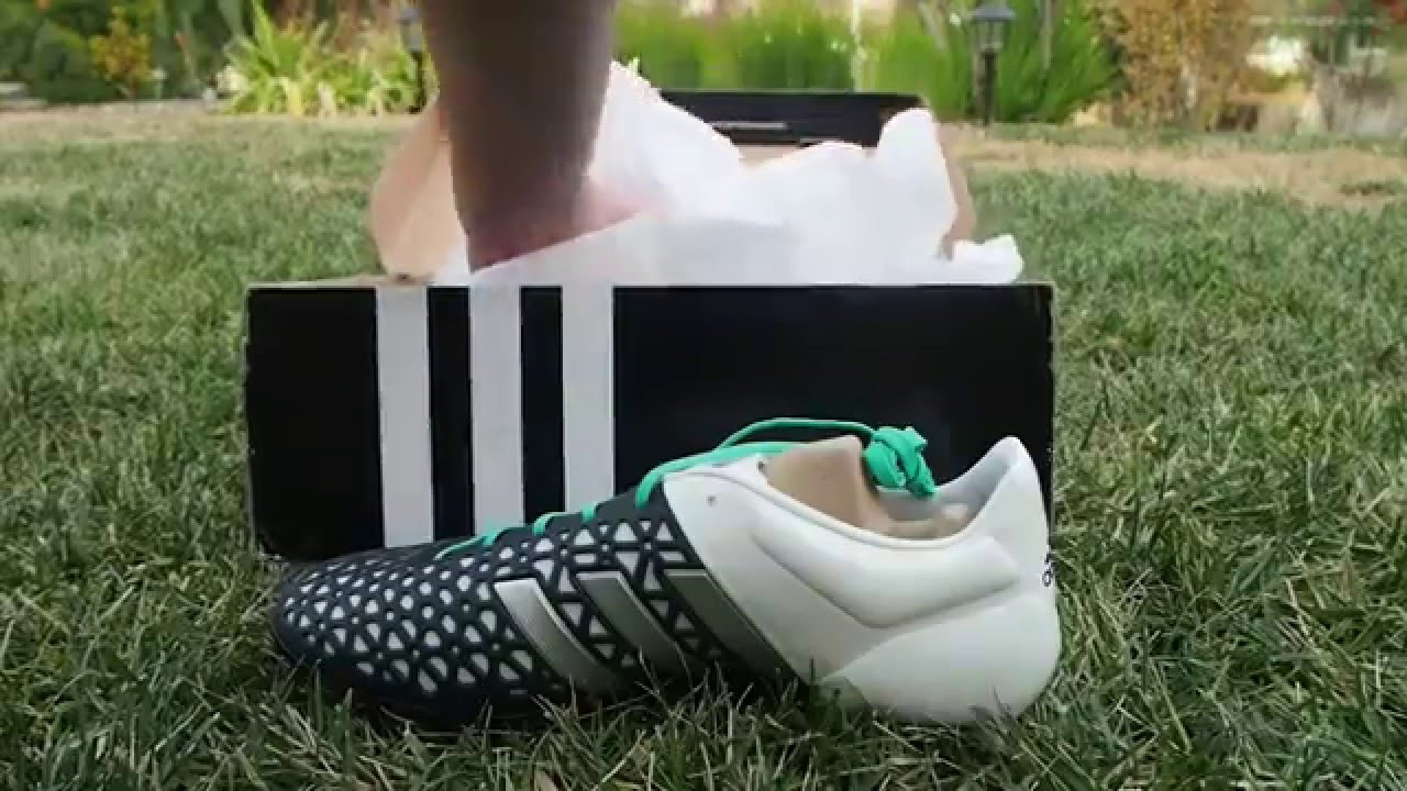 newest collection 45411 ab7f3 Adidas Ace 15.1 Unboxing | Black / Matte Silver / White