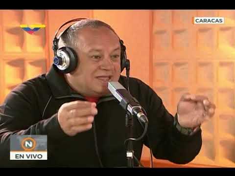Diosdado Cabello propondrá adelantar las elecciones legislativas junto a las presidenciales el 22-A