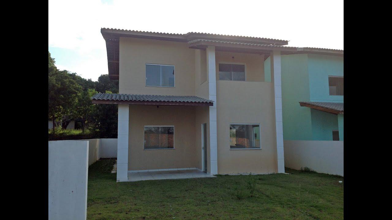 Moderna casa duplex a venda em itinga youtube for Casas duplex modernas