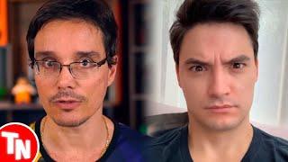 Peter do Ei Nerd volta a ser acusado de plágio, Felipe Neto troca farpas com Evandro Guedes