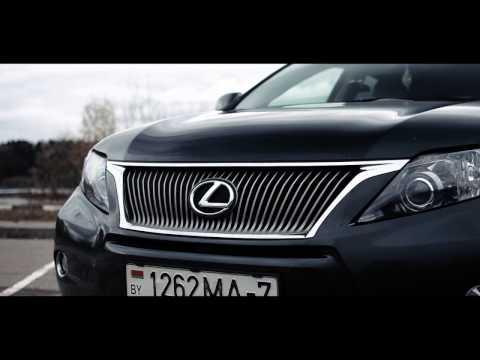 Lexus RX450h. Тест-драйв от Котовского
