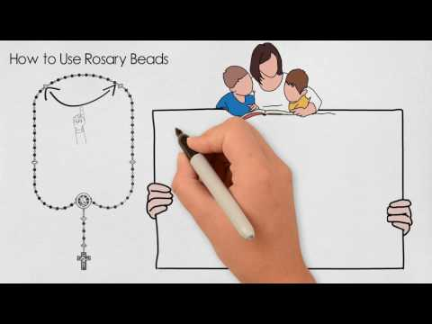 How to use Rosary Beads