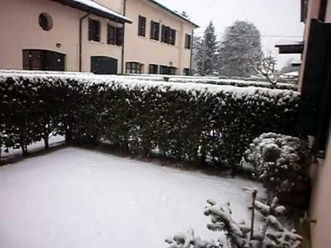 Neve a Mogliano 2012