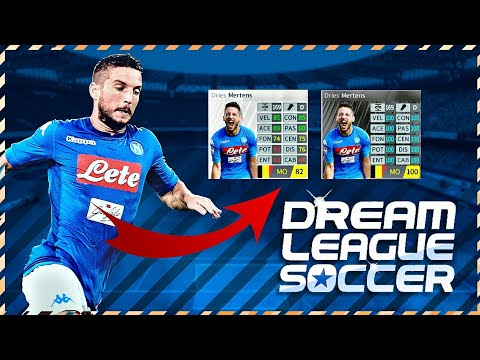 0270c9dc2a593 PLANTILLA DEL NAPOLI 2017-18 AL 100% Y NORMAL + MONEDAS INFINITAS PARA  DREAM LEAGUE SOCCER 17