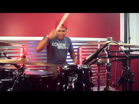 Natalie La Rose Somebody Drum Cover - Ray Nelson