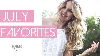 July Favorites | Fashion Over 40