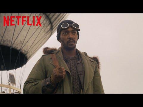 IO | Offizieller Trailer | Netflix