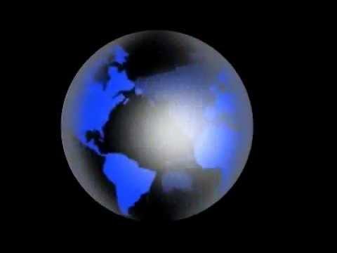 Mappamondo 3d guida animazione youtube for Programmi 3d free