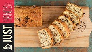 Savory Mushroom Cake | Akis Kitchen