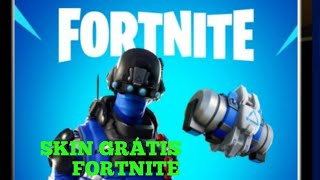 Free new Skin from FORTNITE (DOWNLOAD NOW ON YOUR PS4)