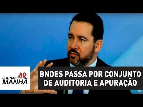 BNDES passa por conjunto amplo de auditoria e apuração, garante Dyogo Oliveira