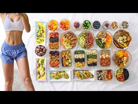 MASSIVE Weight Loss Meal Prep 🍛🥙Meal Ideas & Healthy Recipes + Plant-Based Options