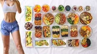 MASSIVE Weight Loss Meal Prep ????Meal Ideas & Healthy Recipes + Plant-Based Options