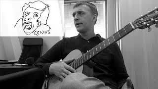 Тональности, ноты и интервалы | 3 часть | Урок игры на гитаре