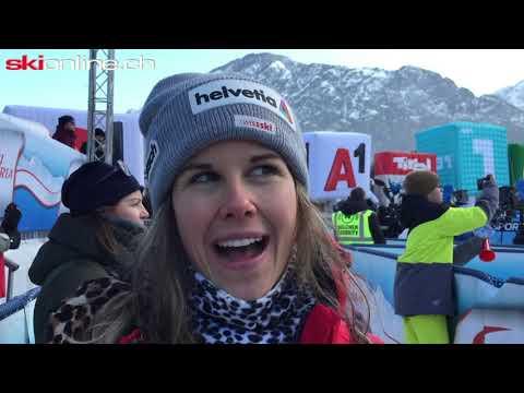 Im Gespräch Mit Aline Danioth -Videointerview Aus Lienz
