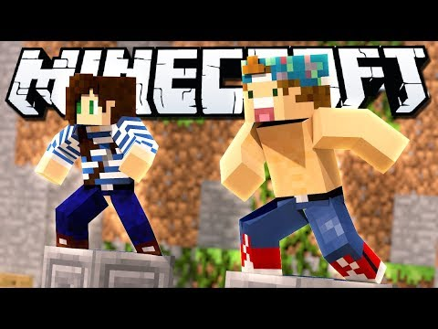 HUNGER GAMES IS BACK!?   HungerCraft w/Stacy