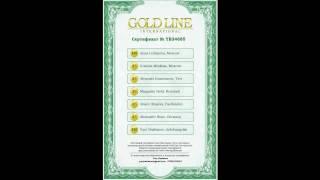 Gold Line International - заработок в сети. Сертификат №AS65778