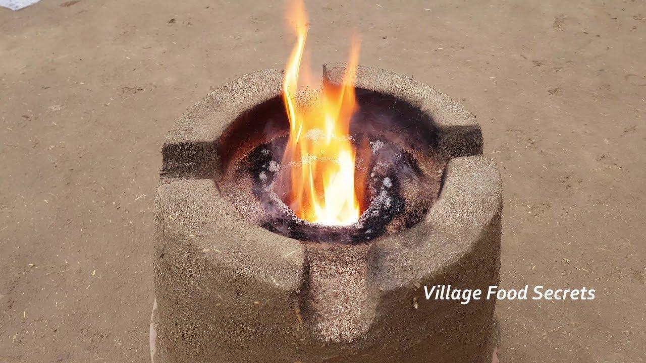 Sawdust Stove | Homemade Sawdust Burner | Homemade Wood ...