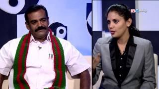 Interview with Thaniyarasu | Ep 56 | Part 1 | Agam Puram | IBC Tamil TV