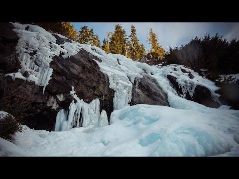 Snoqualmie Mountain Ice Climbing - Full Video