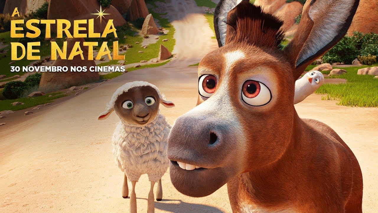 A Estrela De Natal Spot 1 Sony Pictures Portugal Youtube
