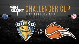 ASÍ VIAJAMOS A LOS ÁNGELES | Challenger Cup | Team Queso | Vainglory