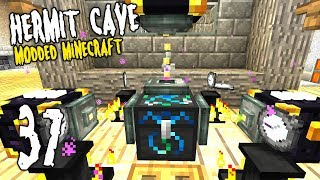 Hermit Cave: 37 | The NEED for SPEED | Modded Minecraft