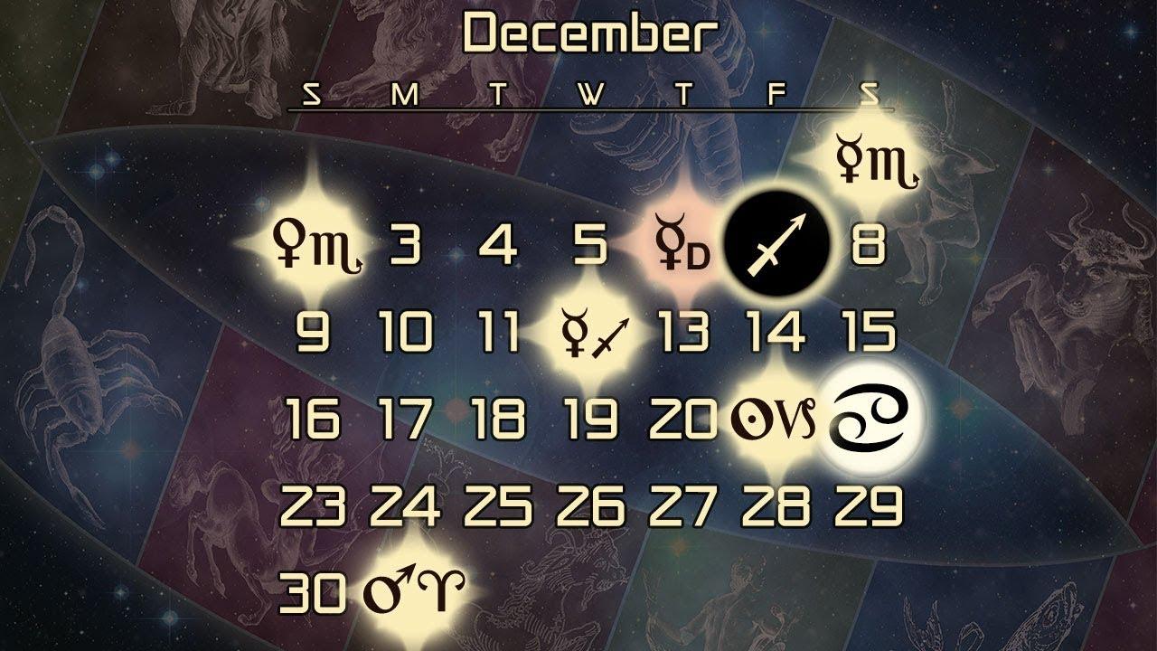 December 2018 Astrology Forecast: No More Retrogrades
