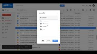 This video illustrates how to move a shared folder to your Google D...