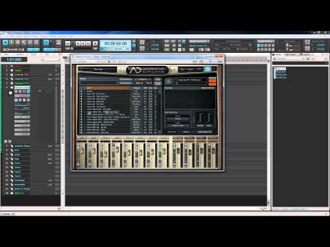 SONAR X3 Advanced Workshop: Introduction & Basics