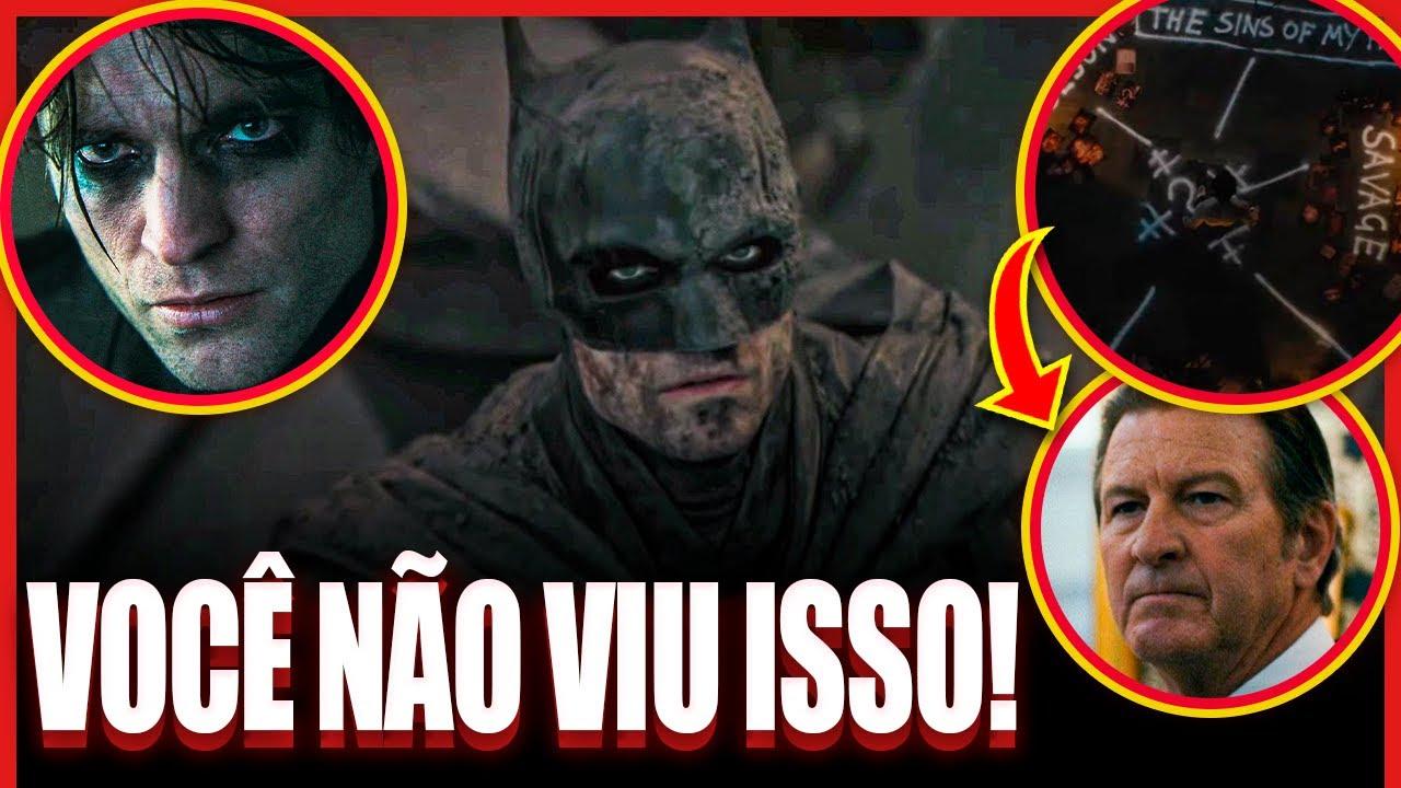 Download Trailer THE BATMAN (2022) | Análise COMPLETA