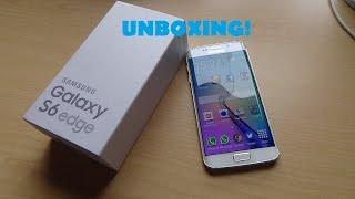 Unboxing Samsung Galaxy S6 edge (español)