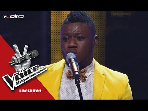 Malgic  L'amour A Tous Les Droits | (The Voice Afrique francophone 2016 - GrandShow 2)