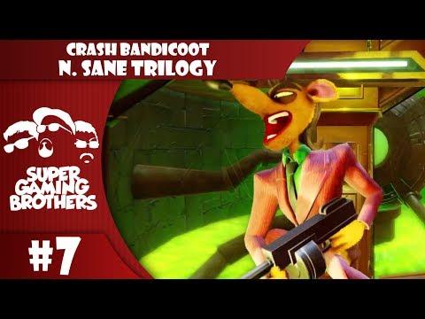 SGB Play: Crash Bandicoot N.Sane Trilogy - Part 7   Could've Sworn I Gave This Episode a Name...