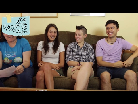 Liv's Tomato Juice | Twelfth Grade (or Whatever) Q&A with Sarah, Julian, Kristen, and Half-Jules