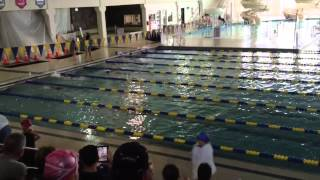 1-19-13 50 backstroke lane 2 lifetime