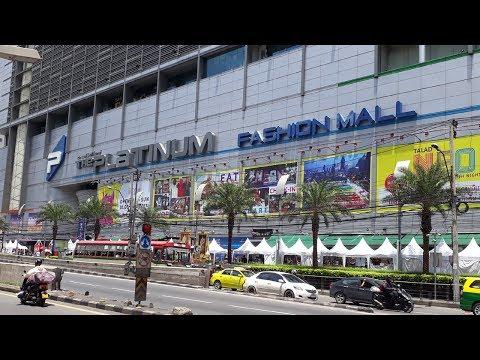 Shopping Mall Platinum Fashion Mall in Bangkok   Shopping in Bangkok