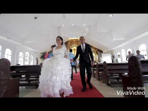 Gracel & eric wedding
