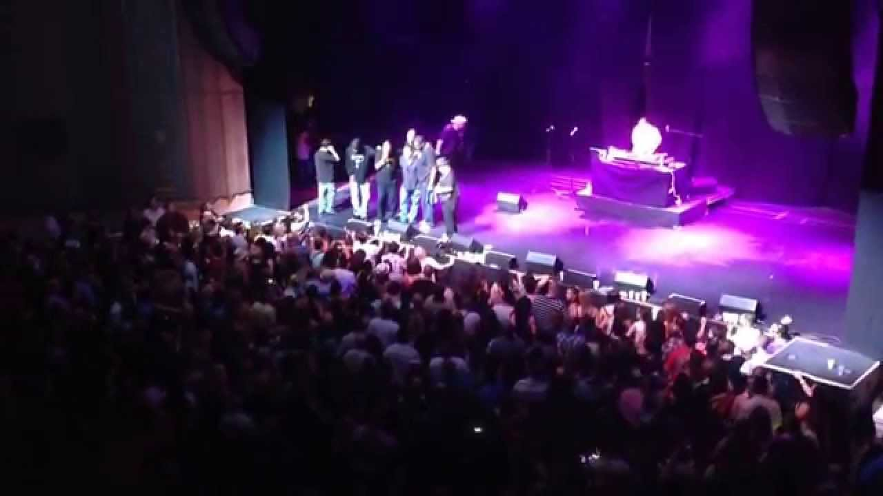 Freestyle Jersey Jam At The Wellmont Theatre In Montclair Nj