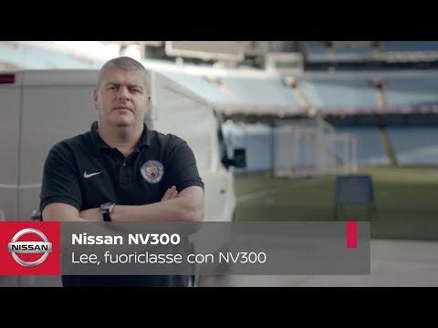 Lee, un fuoriclasse insieme a Nissan NV300