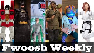 Weekly! Ep139: Black Widow, Star Wars, GIJoe, TMNT, Transformers, Mortal Kombat, Batman, more!