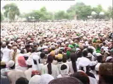 Mufti Azam Pakistan Mufti Abdul Qayum Hazarvi ka janaza