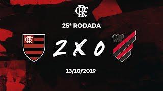 Flamengo x Athletico PR Ao Vivo - Arena da Baixada