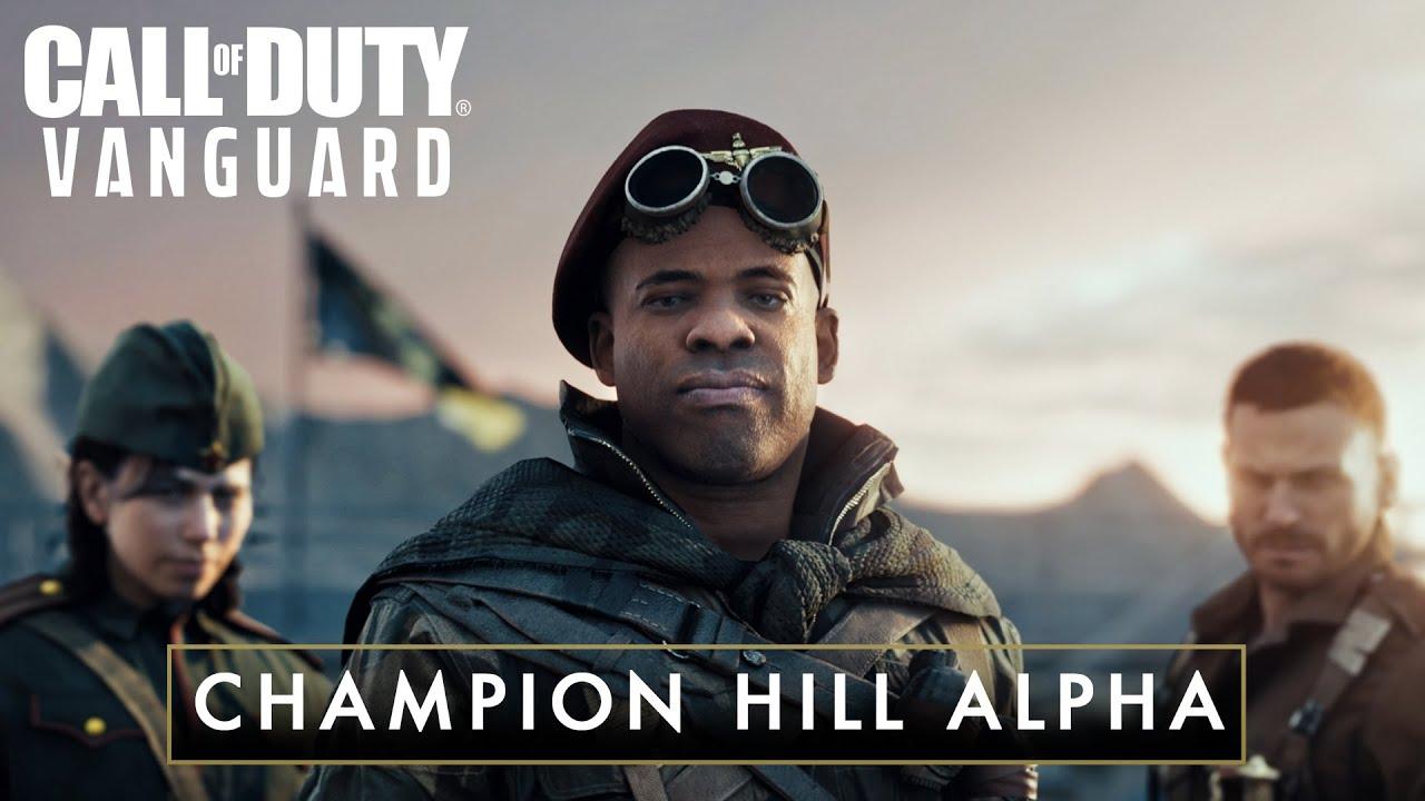PlayStation® Alpha Trailer | Call of Duty: Vanguard - Call of Duty
