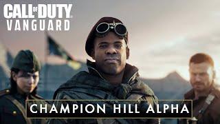 Call of Duty®: Vanguard | PlayStation® Alpha Trailer