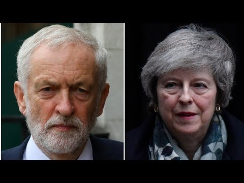 Jeremy Corbyn DEMANDS No Confidence Vote In Theresa May