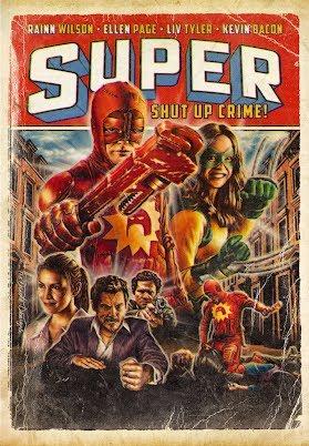 Super - Shut Up, Crime
