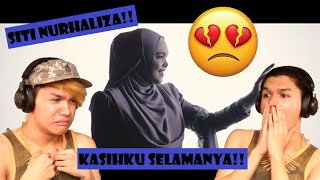 Dato' Sri Siti Nurhaliza - Kasihku Selamanya (Official OST Music Video) | REACTION