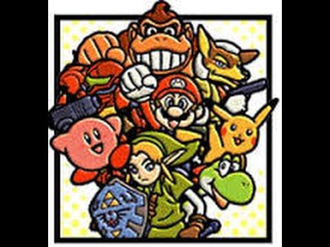 Super Smash Brothers Nintendo 64 part 2